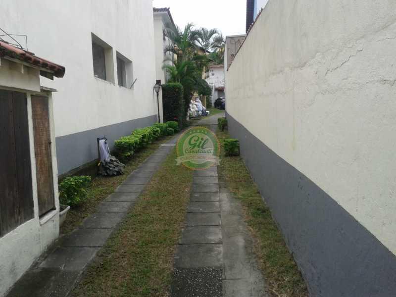 Entrada  - Casa em Condomínio 4 quartos à venda Pechincha, Rio de Janeiro - R$ 650.000 - CS2187 - 28