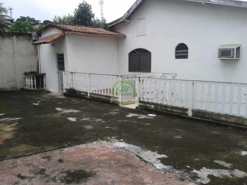 Terraço - Casa em Condominio Pechincha,Rio de Janeiro,RJ À Venda,3 Quartos,178m² - CS2188 - 23