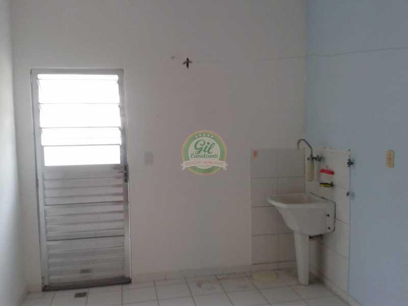 Área de serviço - Casa em Condominio Pechincha,Rio de Janeiro,RJ À Venda,3 Quartos,178m² - CS2188 - 13