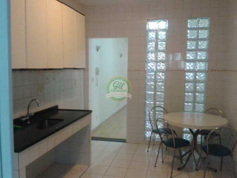 Cozinha  - Casa em Condominio Pechincha,Rio de Janeiro,RJ À Venda,3 Quartos,178m² - CS2188 - 7