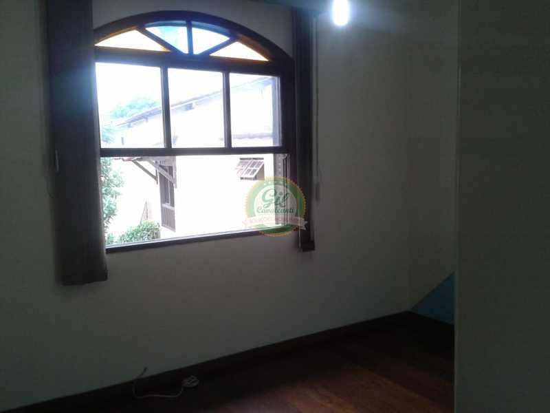 Quarto - Casa em Condominio Pechincha,Rio de Janeiro,RJ À Venda,3 Quartos,178m² - CS2188 - 14