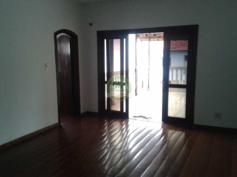 1ª Sala  - Casa em Condominio Pechincha,Rio de Janeiro,RJ À Venda,3 Quartos,178m² - CS2188 - 5