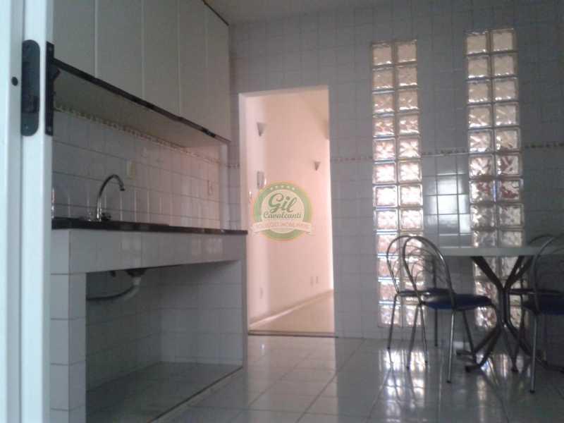 Cozinha - Casa em Condominio Pechincha,Rio de Janeiro,RJ À Venda,3 Quartos,178m² - CS2188 - 10