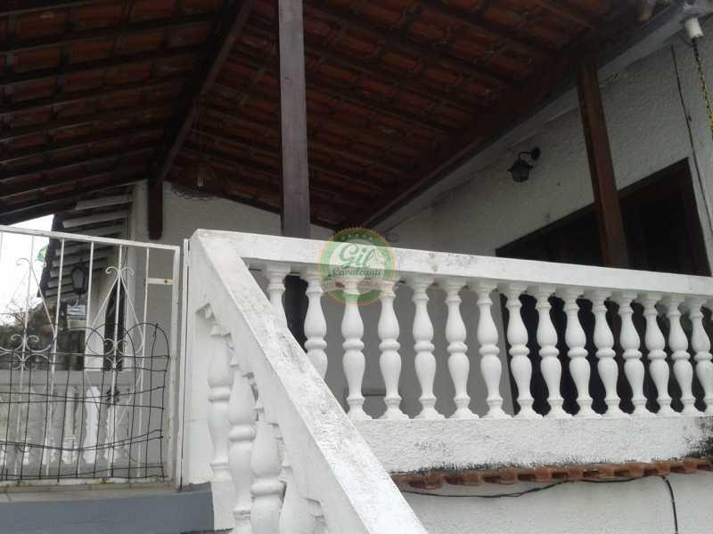 Acesso Principal - Casa em Condominio Pechincha,Rio de Janeiro,RJ À Venda,3 Quartos,178m² - CS2188 - 18