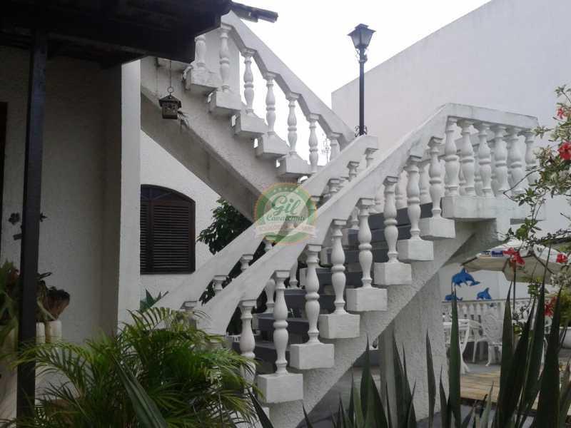 Acesso Principal - Casa em Condominio Pechincha,Rio de Janeiro,RJ À Venda,3 Quartos,178m² - CS2188 - 19