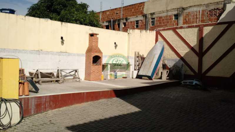 Área de Lazer  - Casa em Condominio Tanque,Rio de Janeiro,RJ À Venda,2 Quartos,81m² - CS2189 - 5