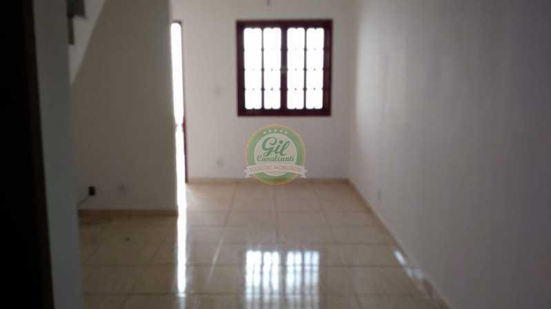 Sala  - Casa em Condominio Tanque,Rio de Janeiro,RJ À Venda,2 Quartos,81m² - CS2189 - 9