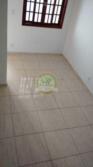 Sala  - Casa em Condominio Tanque,Rio de Janeiro,RJ À Venda,2 Quartos,81m² - CS2189 - 11