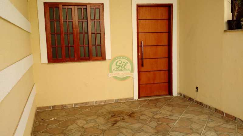 Garagem  - Casa em Condominio Tanque,Rio de Janeiro,RJ À Venda,2 Quartos,81m² - CS2189 - 6
