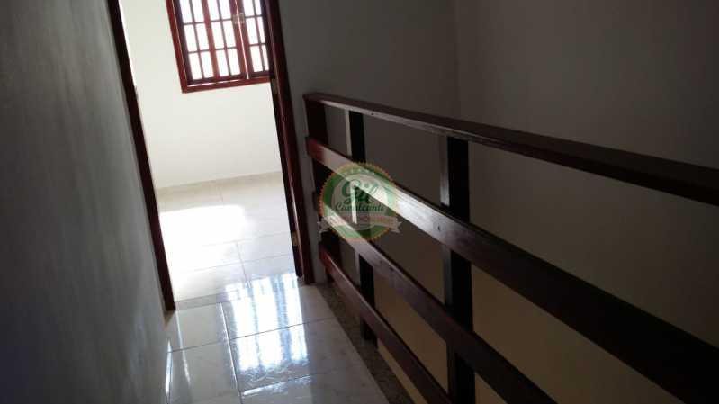 2º Pavimento  - Casa em Condominio Tanque,Rio de Janeiro,RJ À Venda,2 Quartos,81m² - CS2189 - 16