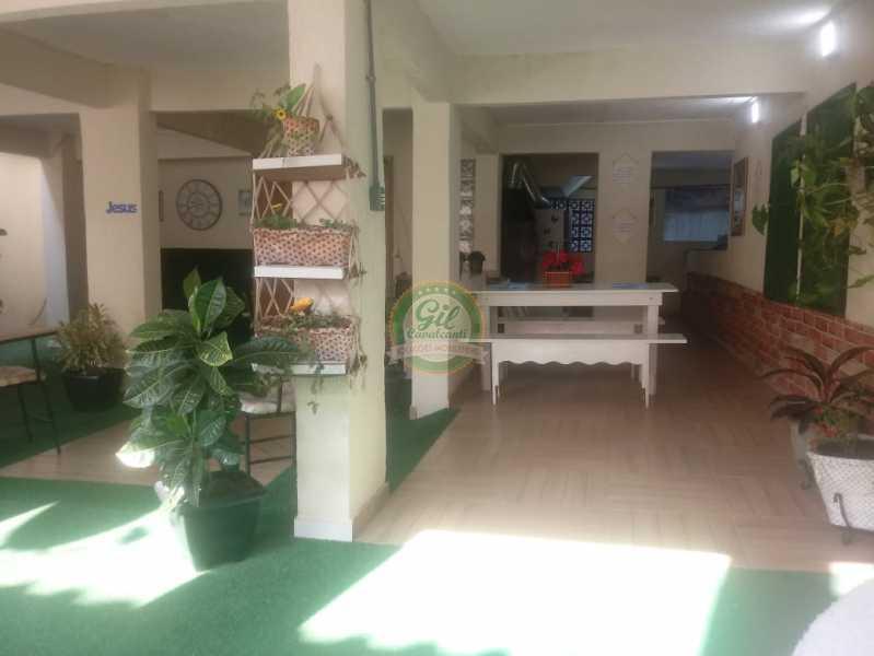 Àrea externa - Casa em Condomínio 5 quartos à venda Jacarepaguá, Rio de Janeiro - R$ 630.000 - CS2191 - 1