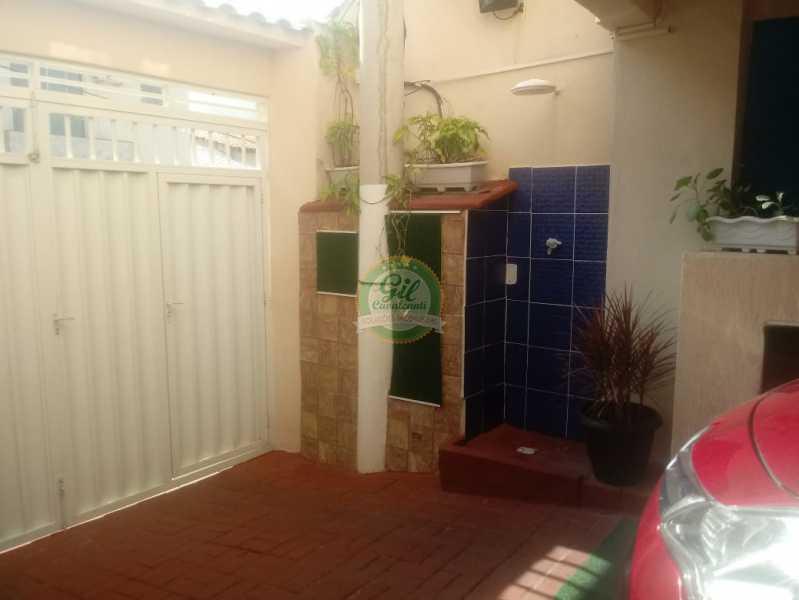 Área externa - Casa em Condomínio 5 quartos à venda Jacarepaguá, Rio de Janeiro - R$ 630.000 - CS2191 - 4