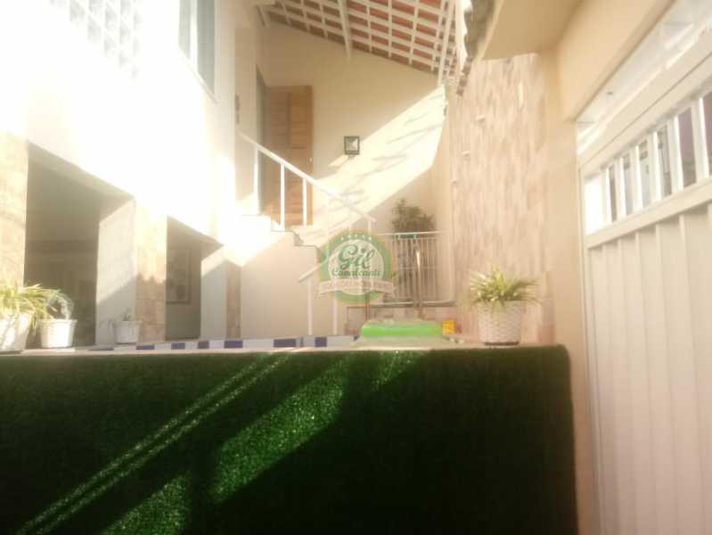Área externa - Casa em Condomínio 5 quartos à venda Jacarepaguá, Rio de Janeiro - R$ 630.000 - CS2191 - 6