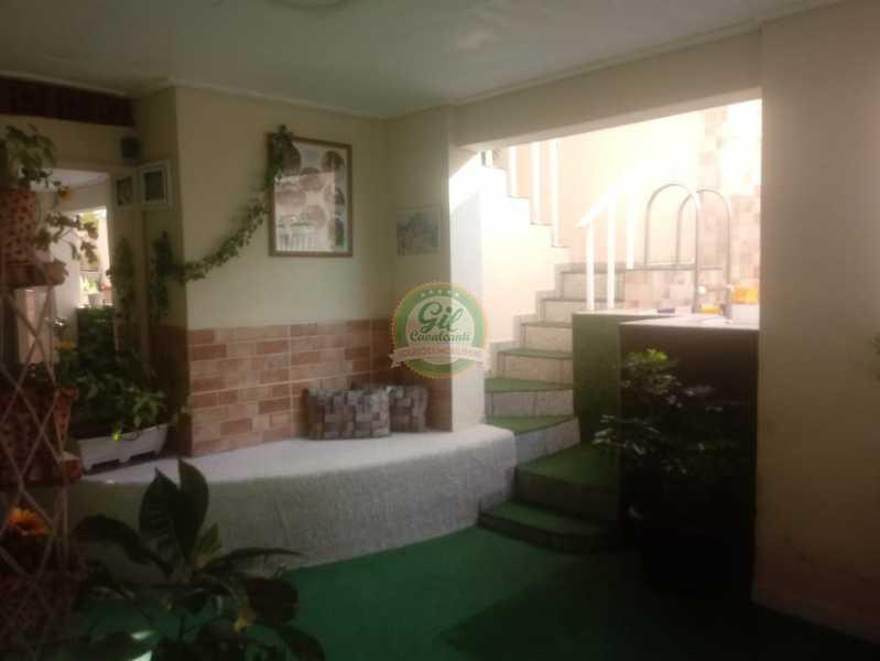 Área externa - Casa em Condomínio 5 quartos à venda Jacarepaguá, Rio de Janeiro - R$ 630.000 - CS2191 - 7