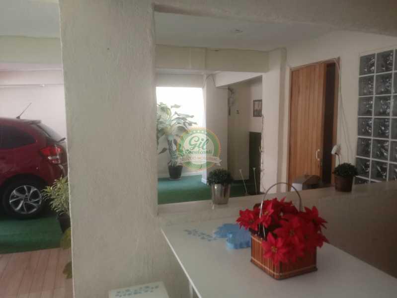 Área externa - Casa em Condomínio 5 quartos à venda Jacarepaguá, Rio de Janeiro - R$ 630.000 - CS2191 - 8