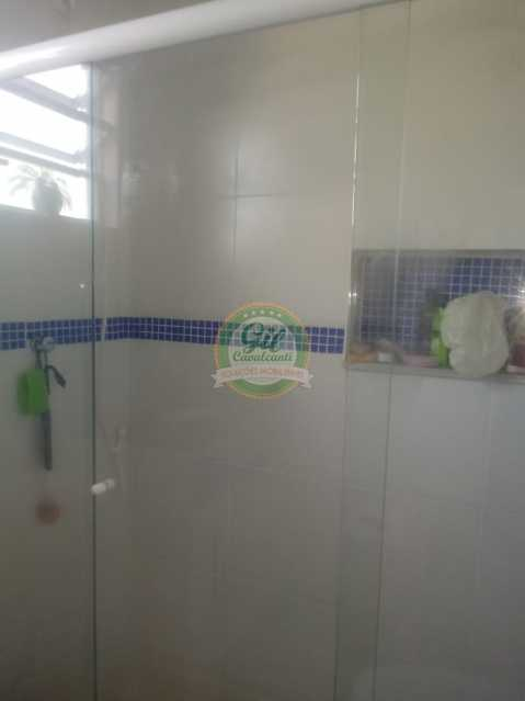 Banheiro externo - Casa em Condomínio 5 quartos à venda Jacarepaguá, Rio de Janeiro - R$ 630.000 - CS2191 - 13
