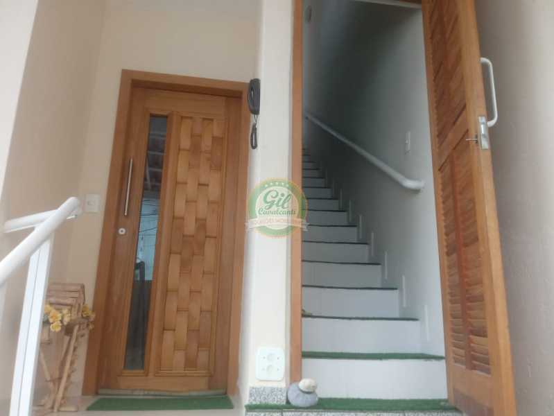 Entrada - Casa em Condomínio 5 quartos à venda Jacarepaguá, Rio de Janeiro - R$ 630.000 - CS2191 - 14