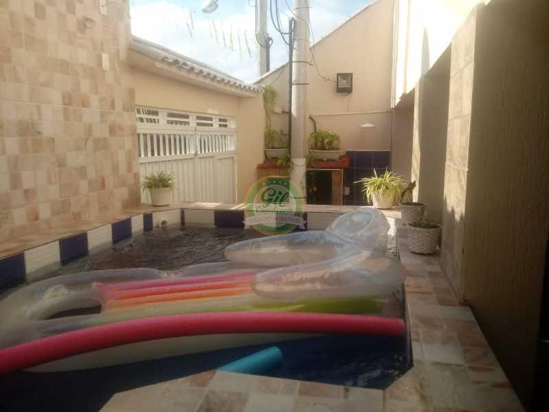 Piscina  - Casa em Condomínio 5 quartos à venda Jacarepaguá, Rio de Janeiro - R$ 630.000 - CS2191 - 11