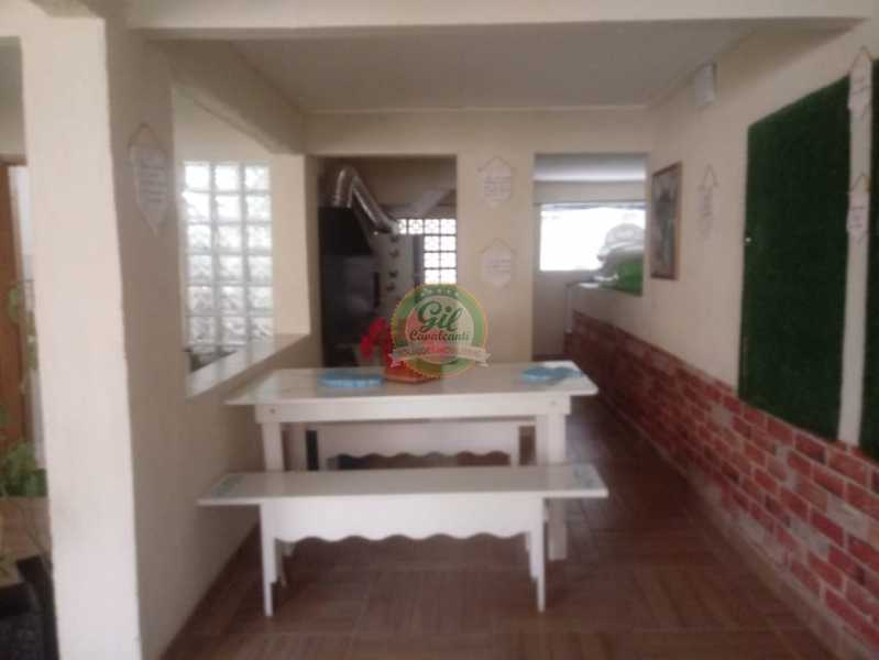 Área externa  - Casa em Condomínio 5 quartos à venda Jacarepaguá, Rio de Janeiro - R$ 630.000 - CS2191 - 3