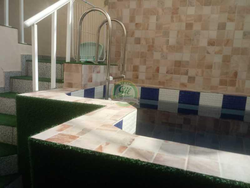 Piscina - Casa em Condomínio 5 quartos à venda Jacarepaguá, Rio de Janeiro - R$ 630.000 - CS2191 - 10
