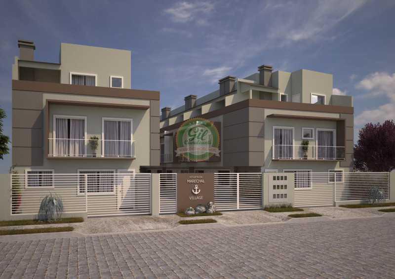 2 - Casa em Condominio Marechal Hermes,Rio de Janeiro,RJ À Venda,2 Quartos - LA0027 - 3