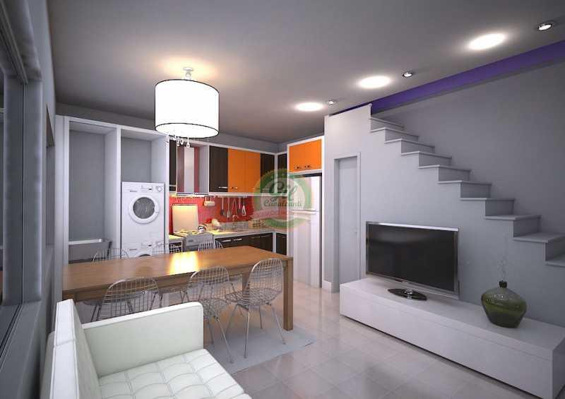 6 - Casa em Condominio Marechal Hermes,Rio de Janeiro,RJ À Venda,2 Quartos - LA0027 - 7