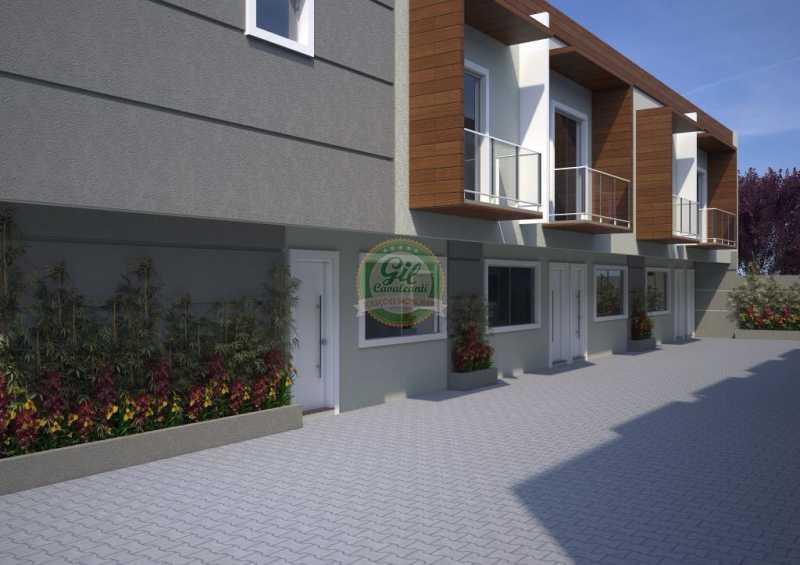 5 - Casa em Condominio Marechal Hermes,Rio de Janeiro,RJ À Venda,2 Quartos - LA0027 - 6
