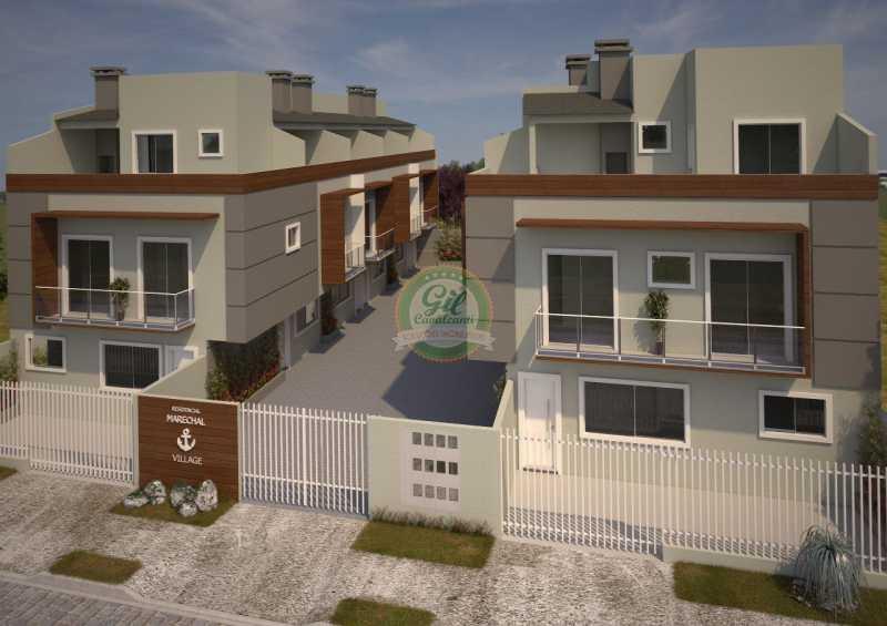 2 - Casa em Condominio Marechal Hermes,Rio de Janeiro,RJ À Venda,2 Quartos - LA0028 - 3