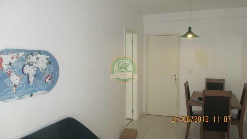 03-Sala - Apartamento À VENDA, Pechincha, Rio de Janeiro, RJ - AP1721 - 4