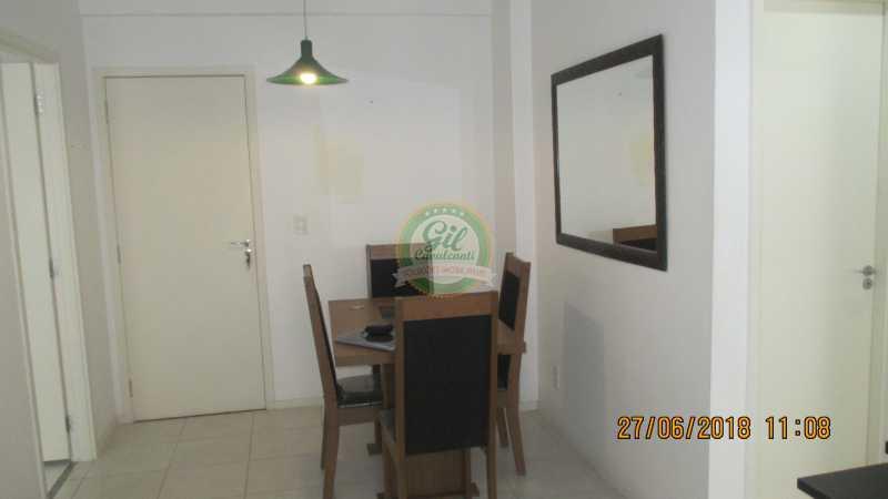 05-Sala - Apartamento À VENDA, Pechincha, Rio de Janeiro, RJ - AP1721 - 5