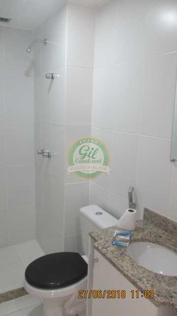 11-Banheiro Social - Apartamento À VENDA, Pechincha, Rio de Janeiro, RJ - AP1721 - 6