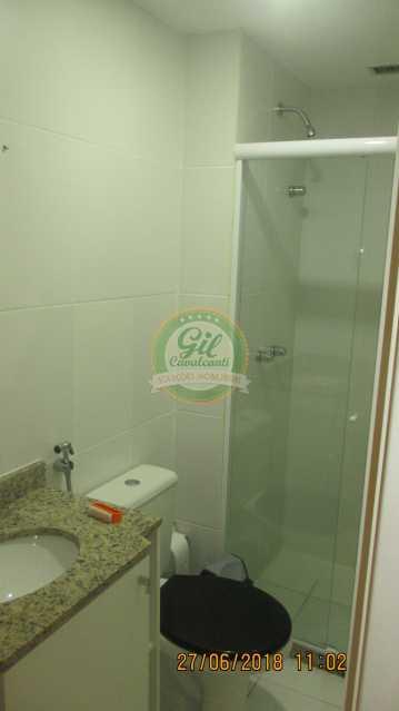 16-Suíte - Apartamento À VENDA, Pechincha, Rio de Janeiro, RJ - AP1721 - 8