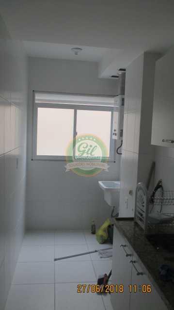 24-Cozinha - Apartamento À VENDA, Pechincha, Rio de Janeiro, RJ - AP1721 - 9