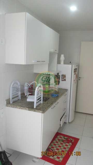 25-Cozinha - Apartamento À VENDA, Pechincha, Rio de Janeiro, RJ - AP1721 - 10