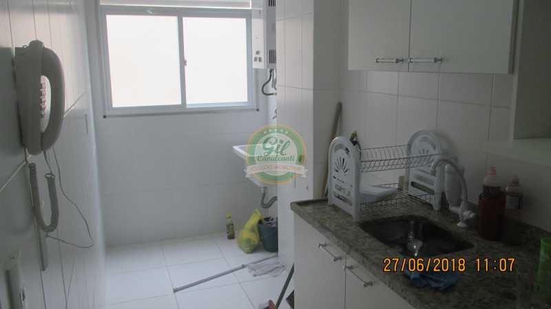 27-Área - Apartamento À VENDA, Pechincha, Rio de Janeiro, RJ - AP1721 - 11