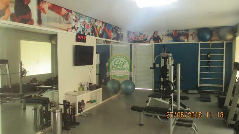 42-Academia - Apartamento À VENDA, Pechincha, Rio de Janeiro, RJ - AP1721 - 19