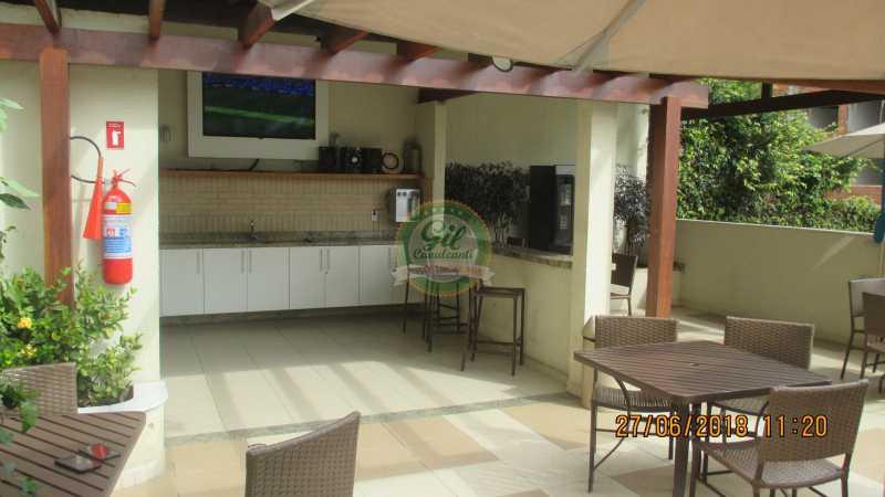 48-Espaço Gourmet - Apartamento À VENDA, Pechincha, Rio de Janeiro, RJ - AP1721 - 23