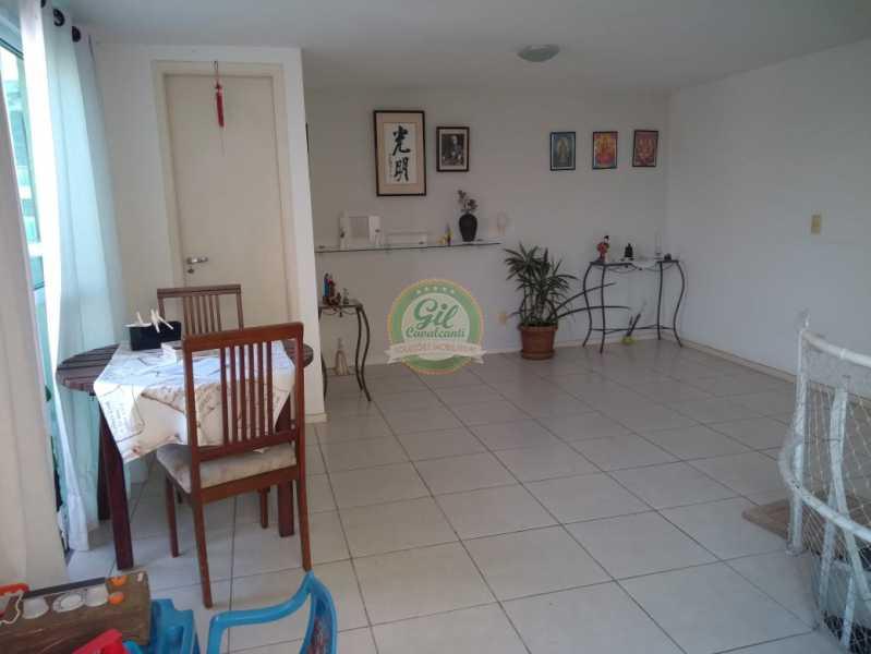 2ª Sala  - Cobertura 2 quartos à venda Taquara, Rio de Janeiro - R$ 380.000 - CB0194 - 4