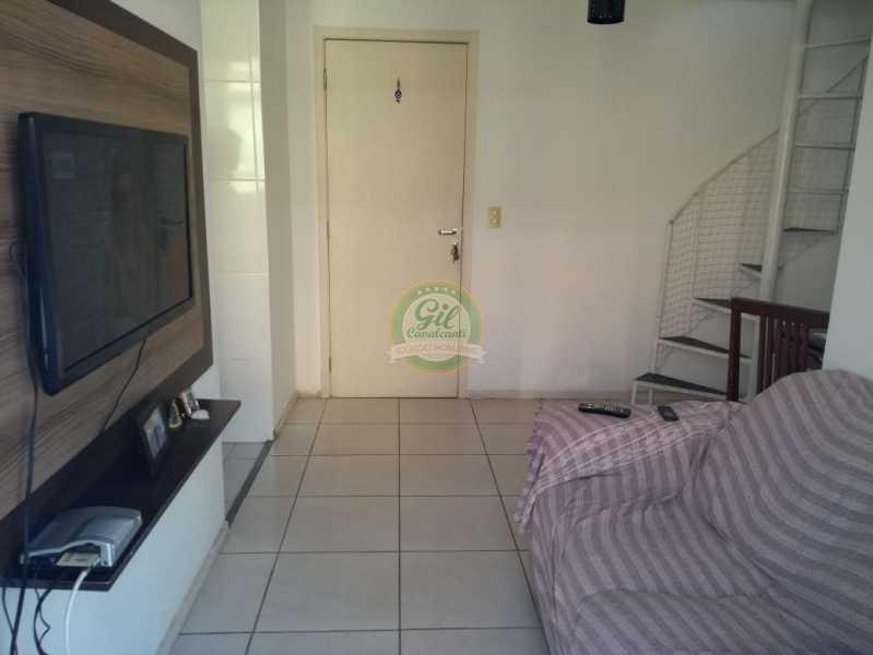 Sala  - Cobertura 2 quartos à venda Taquara, Rio de Janeiro - R$ 380.000 - CB0194 - 8