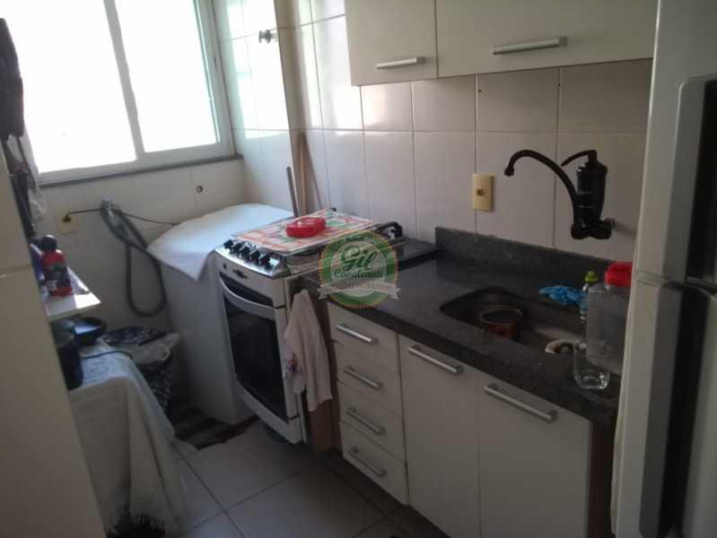 Cozinha  - Cobertura 2 quartos à venda Taquara, Rio de Janeiro - R$ 380.000 - CB0194 - 10