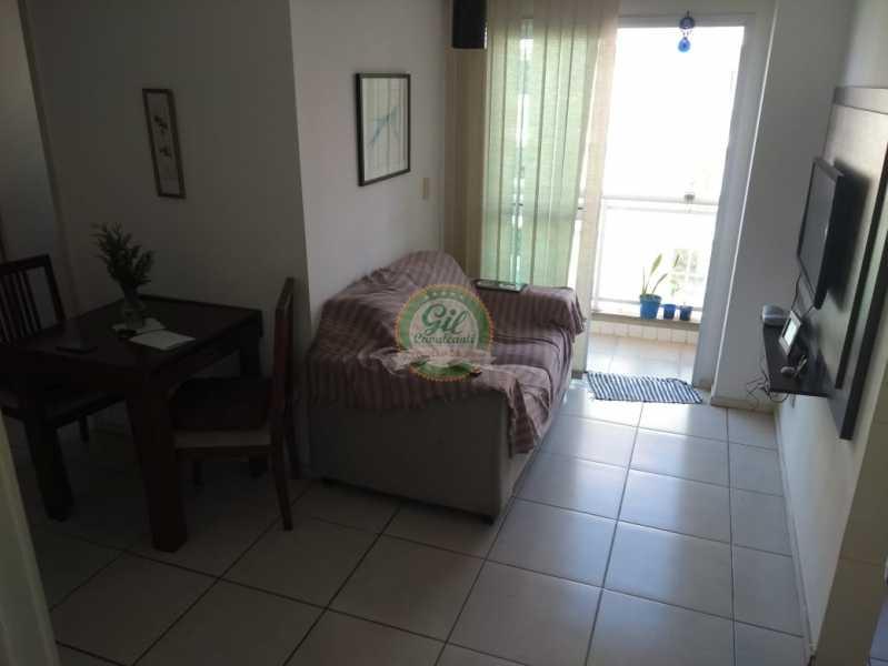Sala  - Cobertura 2 quartos à venda Taquara, Rio de Janeiro - R$ 380.000 - CB0194 - 7