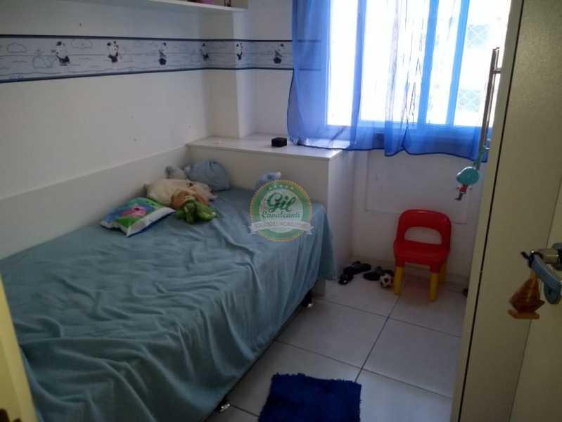 Quarto - Cobertura 2 quartos à venda Taquara, Rio de Janeiro - R$ 380.000 - CB0194 - 14