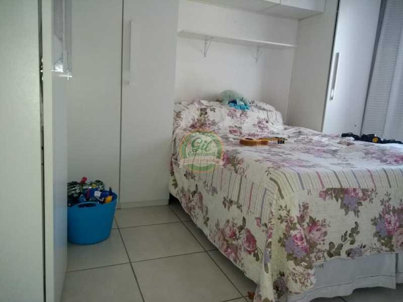 Quarto - Cobertura 2 quartos à venda Taquara, Rio de Janeiro - R$ 380.000 - CB0194 - 16