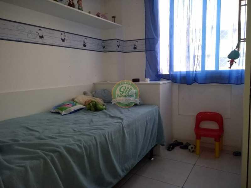 Quarto - Cobertura 2 quartos à venda Taquara, Rio de Janeiro - R$ 380.000 - CB0194 - 15