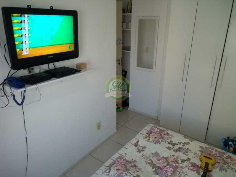 Quarto - Cobertura 2 quartos à venda Taquara, Rio de Janeiro - R$ 380.000 - CB0194 - 17