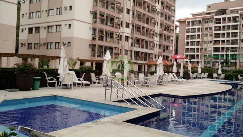 Condomínio  - Cobertura Taquara,Rio de Janeiro,RJ À Venda,3 Quartos,127m² - CB0196 - 18