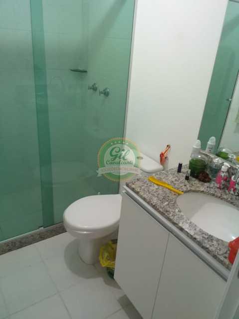 Banheiro - Cobertura Taquara,Rio de Janeiro,RJ À Venda,3 Quartos,127m² - CB0196 - 13