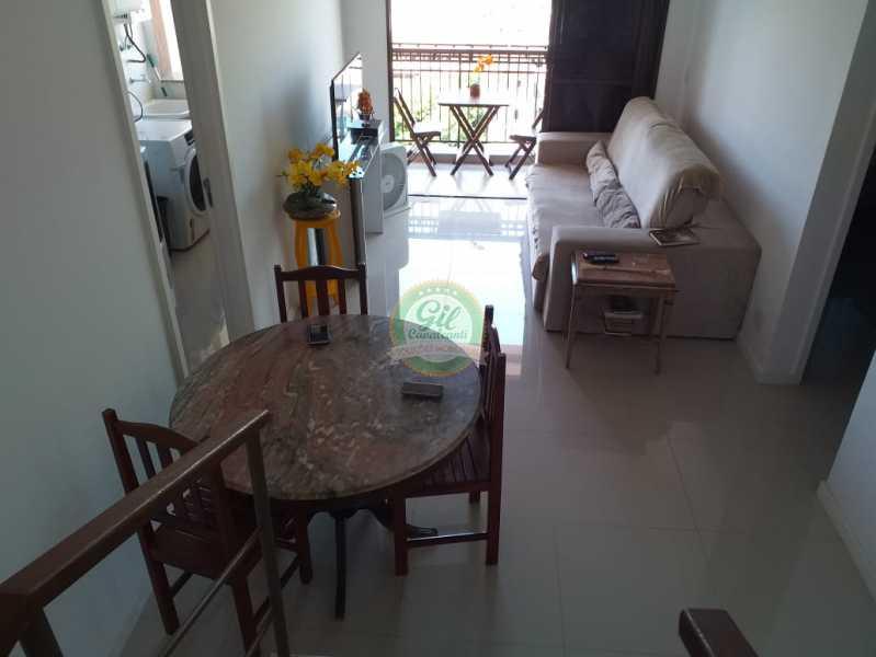 Sala - Cobertura Taquara,Rio de Janeiro,RJ À Venda,3 Quartos,127m² - CB0196 - 4