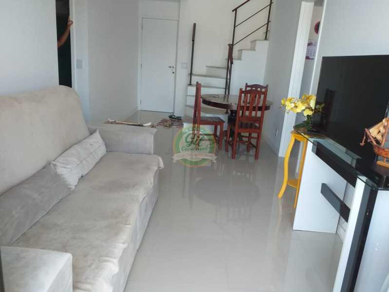 Sala - Cobertura Taquara,Rio de Janeiro,RJ À Venda,3 Quartos,127m² - CB0196 - 3