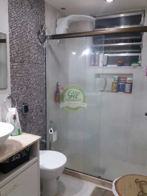 Banheiro - Apartamento 2 quartos à venda Tanque, Rio de Janeiro - R$ 350.000 - AP1731 - 16